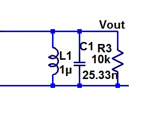 Duty cycle model 3 Tank Circuit