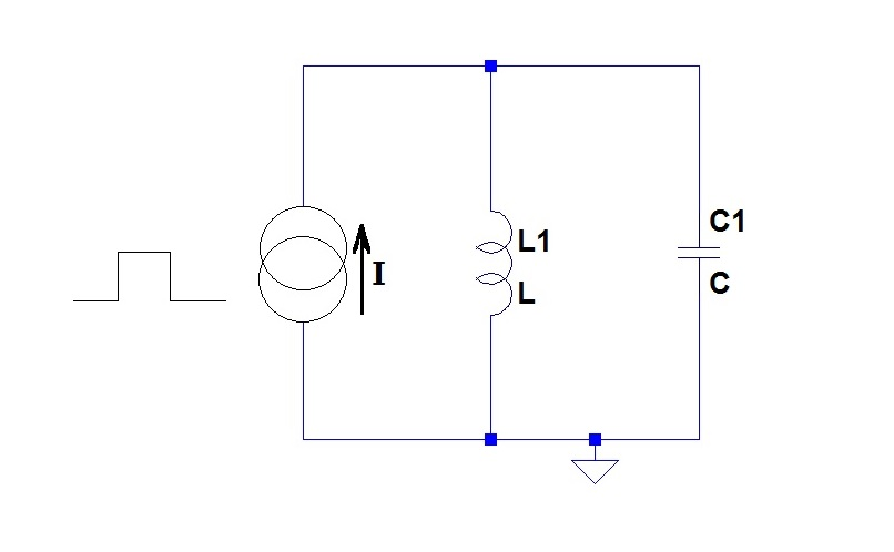 Tuned Circuit Current drive
