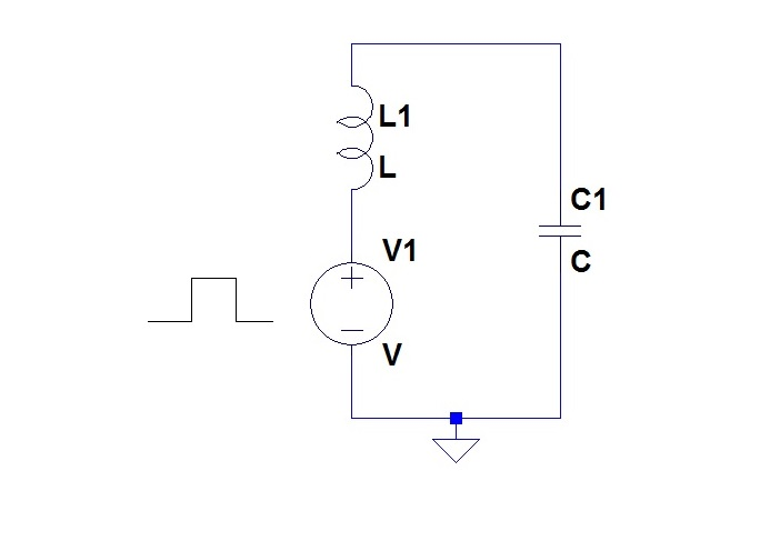 Tuned Circuit with Voltage drive